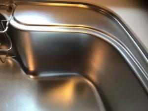 キッチン(シンク)のハウスクリーニングを川崎市多摩区菅仙谷にて【清掃事例1016】