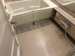 お風呂(浴室)のハウスクリーニングを川崎市宮前区白幡台にて【清掃事例1024】