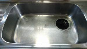 キッチン(シンク)のハウスクリーニングを川崎市高津区明津にて【清掃事例1028】