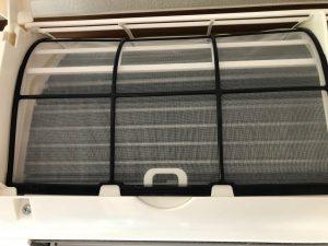 エアコンのハウスクリーニングを東京都大田区山王にて【清掃事例1129】