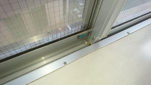 ガラスサッシのハウスクリーニングを横浜市栄区中野町にて【清掃事例1051】