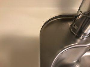 キッチン(シンク)のハウスクリーニングを川崎市高津区久地にて【清掃事例1052】