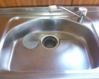 キッチン(シンク)のハウスクリーニングを横浜市西区伊勢町にて【清掃事例1091】