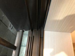 ガラスサッシのハウスクリーニングを川崎市川崎区田島町にて【清掃事例1085】