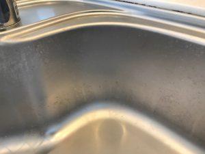 キッチン(シンク)のハウスクリーニングを川崎市宮前区鷺沼にて【清掃事例1045】
