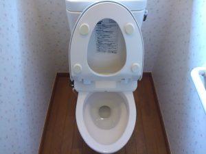 トイレのハウスクリーニングを川崎市宮前区犬倉にて【清掃事例1132】