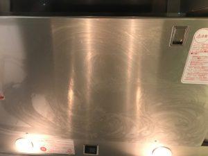 レンジフードのハウスクリーニングを川崎市幸区小倉にて【清掃事例1058】
