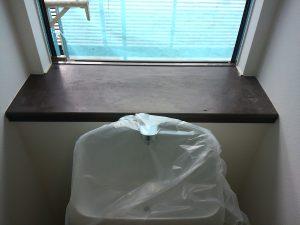 棚のハウスクリーニングを横浜市南区山谷にて【清掃事例1065】