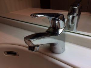 洗面所のハウスクリーニングを川崎市川崎区塩浜にて【清掃事例1131】