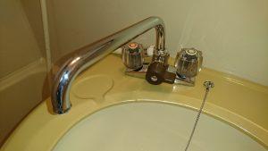 洗面所のハウスクリーニングを川崎市麻生区王禅寺にて【清掃事例1042】