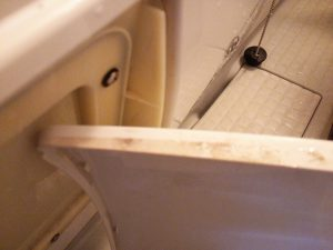 お風呂(浴室)のハウスクリーニングを東京都世田谷区松原にて【清掃事例1120】