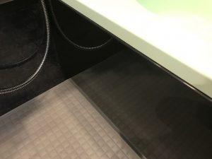 おお風呂(浴室)のハウスクリーニングを川崎市麻生区岡上にて【清掃事例1086】