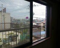 ガラスサッシのハウスクリーニングを横浜市神奈川区片倉にて【清掃事例1116】