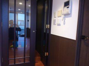 建具(扉)のハウスクリーニングを川崎市幸区戸手にて【清掃事例1124】