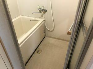 お風呂(浴室)のハウスクリーニングを川崎市中原区西加瀬にて【清掃事例1112】