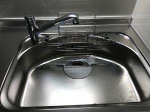 キッチン(シンク)のハウスクリーニングを川崎市高津区二子にて【清掃事例1035】