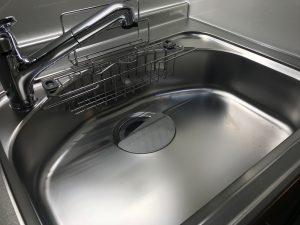 キッチン(シンク)のハウスクリーニングを川崎市高津区二子にて【清掃事例1036】