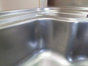キッチン(シンク)のハウスクリーニングを横浜市鶴見区矢向にて【清掃事例1038】