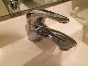 洗面所のハウスクリーニングを横浜市栄区中野町にて【清掃事例1125】