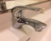 洗面所のハウスクリーニングを川崎市多摩区長沢にて【清掃事例1125】
