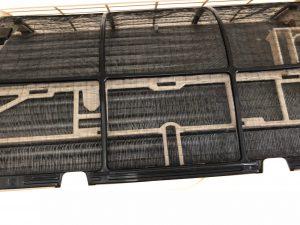 エアコンのハウスクリーニングを東京都大田区新蒲田にて【清掃事例1346】