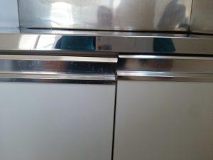 キッチンのハウスクリーニングを川崎市川崎区貝塚にて【清掃事例1355】