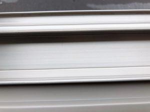 サッシのハウスクリーニングを川崎市高津区下作延にて【清掃事例1385】