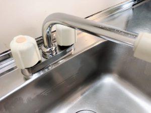 キッチン(シンク)のハウスクリーニングを川崎市多摩区菅にて【清掃事例1392】
