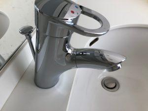 洗面所のハウスクリーニングを東京都品川区広町【清掃事例1400】