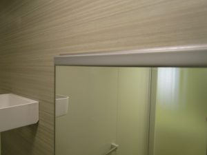 お風呂(浴室)のハウスクリーニングを東京都大田区田園調布にて【清掃事例1364】