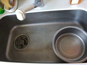 キッチン(シンク)のハウスクリーニングを川崎市多摩区布田にて【清掃事例1409】