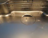 キッチン(シンク)のハウスクリーニングを東京都杉並区松ノ木にて【清掃事例1410】