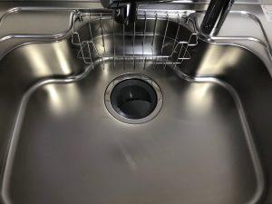キッチン(シンク)のハウスクリーニングを川崎市高津区久末にて【清掃事例1423】
