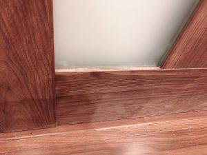 建具のハウスクリーニングを東京都板橋区下赤塚にて【清掃事例1424】