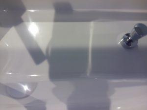 洗面所のハウスクリーニングを横浜市瀬谷区北新にて【清掃事例1412】