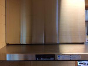レンジフードのハウスクリーニングを川崎市高津区明津にて【清掃事例1430】