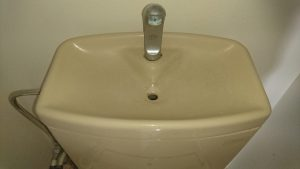 トイレのハウスクリーニングを川崎市中原区木月にて【清掃事例1460】
