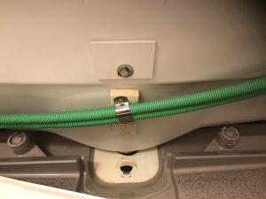 お風呂(浴室)のハウスクリーニングを川崎市中原区上丸子にて【清掃事例1458】