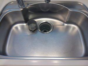 キッチン(シンク)のハウスクリーニングを川崎市中原区上平間にて【清掃事例1449】