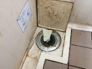 お風呂(浴室)のハウスクリーニングを川崎市中原区井田三舞町にて【清掃事例1452】