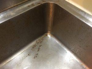 キッチン(シンク)のハウスクリーニングを川崎市宮前区鷺沼にて【清掃事例1477】