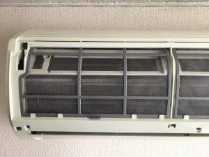 エアコンのハウスクリーニングを川崎市宮前区鷺沼にて【清掃事例1475】
