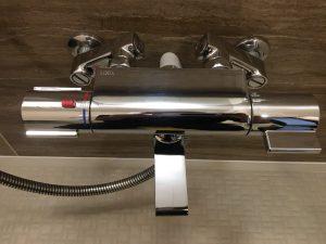 お風呂(浴室)のハウスクリーニングを川崎市多摩区東生田にて【清掃事例1487】
