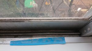 ガラスサッシのハウスクリーニングを川崎市高津区梶ケ谷にて【清掃事例1492】