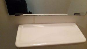 お風呂(浴室)のハウスクリーニングを川崎市高津区野川にて【清掃事例1507】