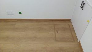 フローリングのハウスクリーニングを川崎市宮前区南平台にて【清掃事例1522】