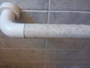 お風呂(浴室)のハウスクリーニングを川崎市高津区下野毛にて【清掃事例1499】
