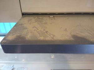 キッチン(レンジフード)のハウスクリーニングを川崎市高津区北見方にて【清掃事例1495】