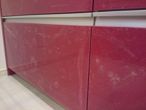 キッチン(収納)のハウスクリーニングを川崎市高津区久地にて【清掃事例1496】