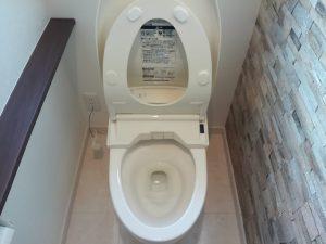 トイレのハウスクリーニングを川崎市宮前区初山にて【清掃事例1482】